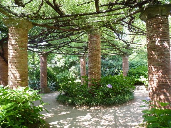 Villa Cimbrone Garden, Italy