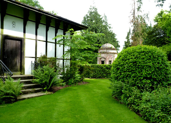Larmer Tree Gardens, 2013