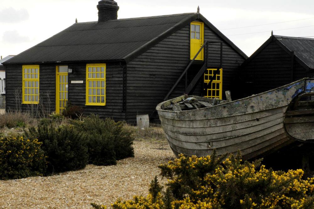 Derek Jarman Garden Prospect Cottage
