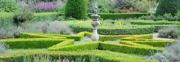 Paradise Garden, Cawdor Castle