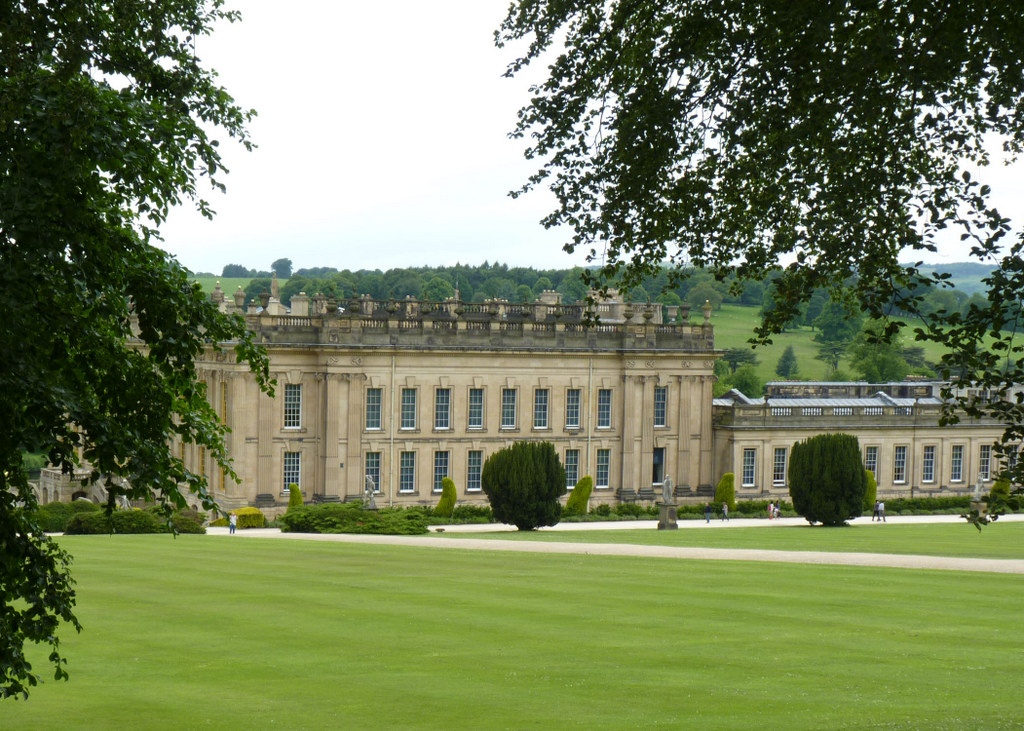 Chatsworth House, 2014