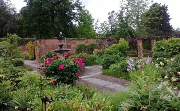 Spetchley Park Garden 2014