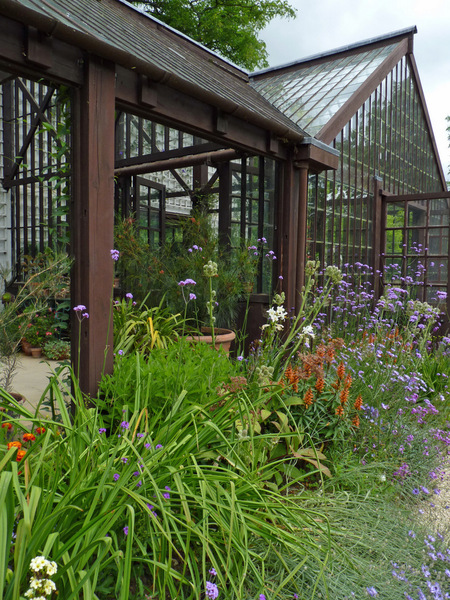 Hidcote Manor Garden, 2014