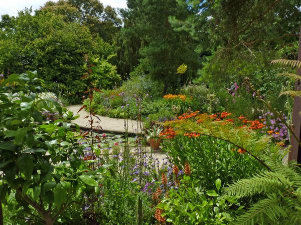 Hidcote Garden, 2014