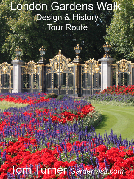 Ebooks london is the worlds garden capital and this is walkers guide to 1 gardens parks and landscapes in central london 2 garden related exhibits in the fandeluxe Choice Image