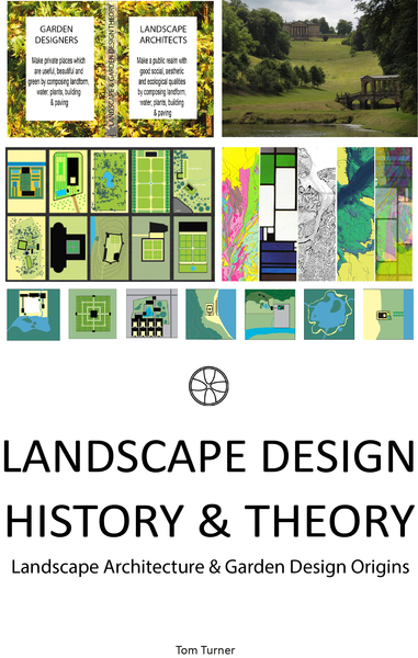Ebooks for Garden design history