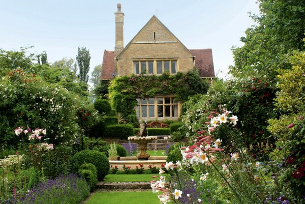 Kathy Brown's Garden, Bedfordshire