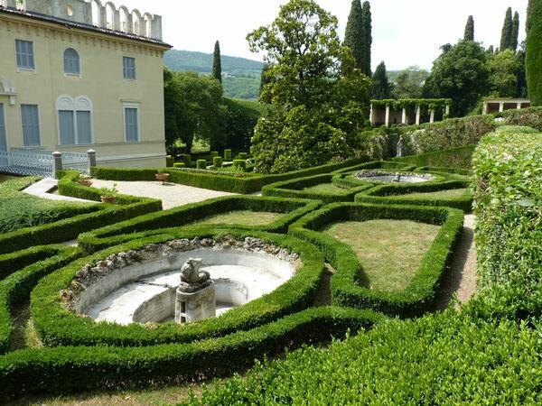 Villa Rizzardi, Italy