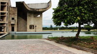 Medium site corbusier chandigarh governors palace