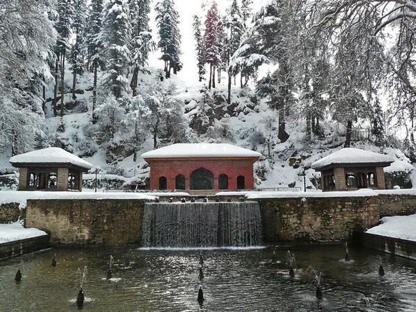 Achabal Mughal Garden