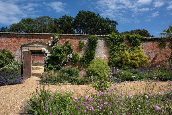 Walled Garden, Holkham Hall