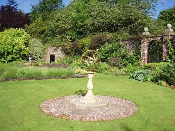 Sundial, Dunninald Garden