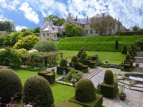 Mapperton Garden, Dorset