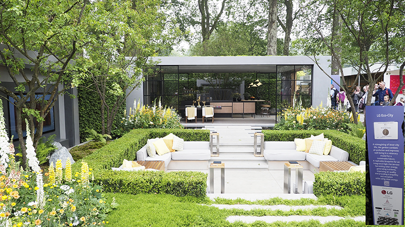 Reviews Of Show Garden Designs At The 2018 Chelsea Flower Show