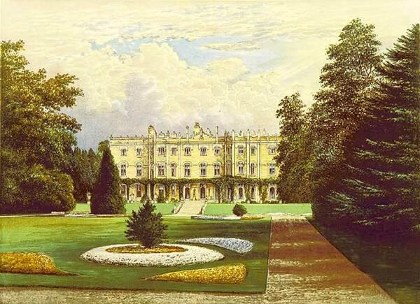 Hughenden Manor Garden