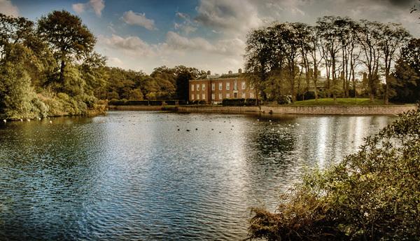 Dunham Massey Hall Garden