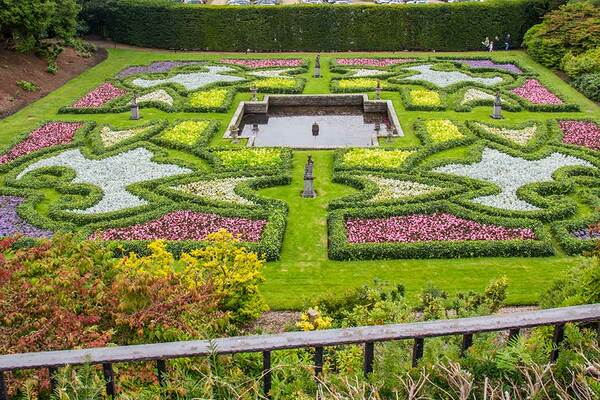 Lyme Park and Gardens