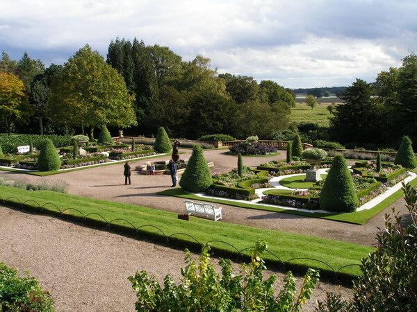 Tatton Park Garden