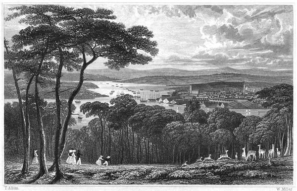 Mount Edgcumbe Park and Garden