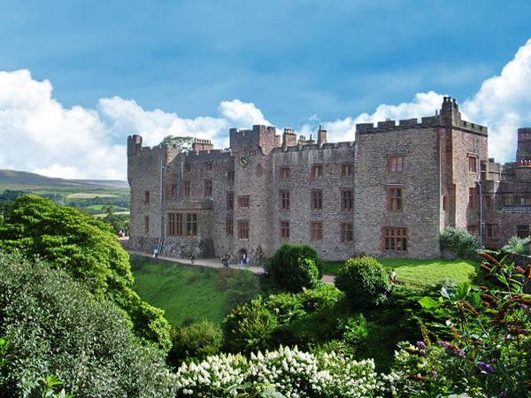 Muncaster Castle Garden