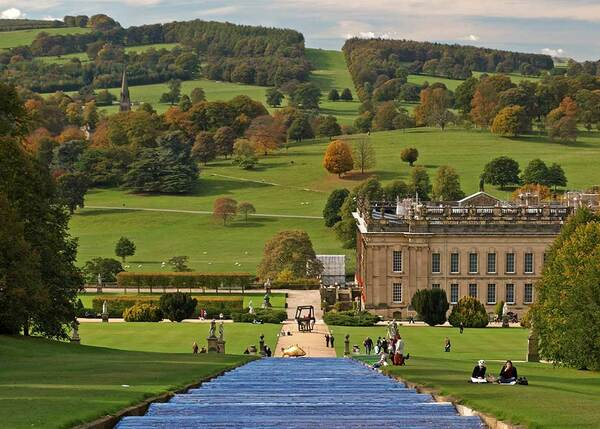 Chatsworth Garden