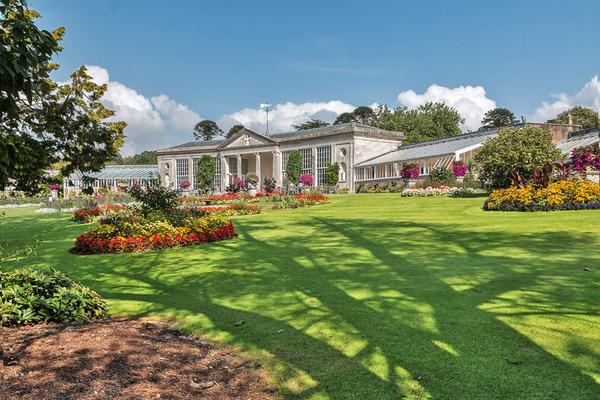 Bicton Park Botanical Garden