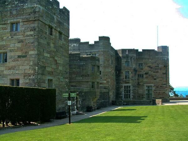 Castle Drogo Garden