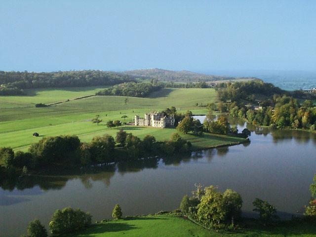 Sherborne Castle Garden
