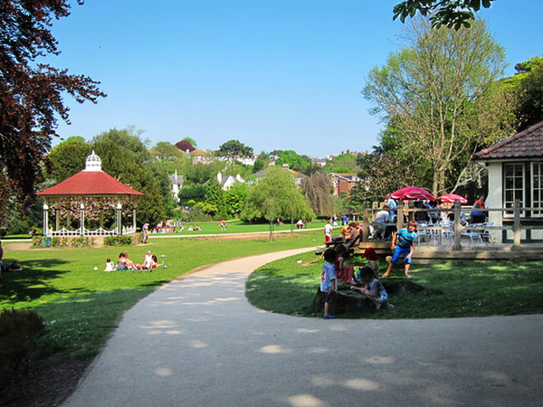 Alexandra Park Hastings