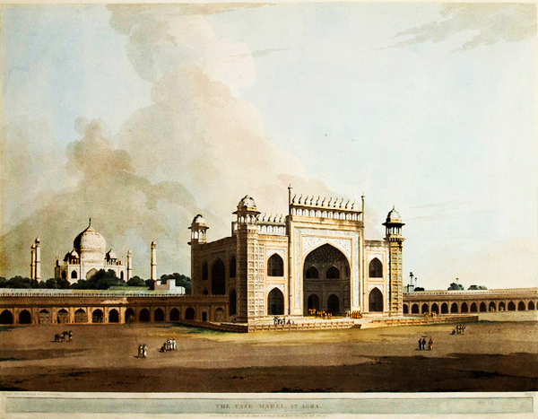 Taj Mahal Daniell Sezincote