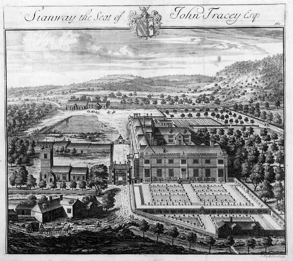 Stanway Baroque Garden