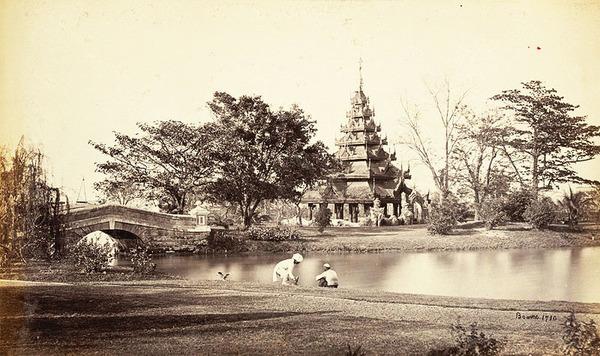 Eden Gardens Park Calcutta - Kolkata