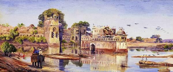 Rani Padmini Palace Chittorgarh