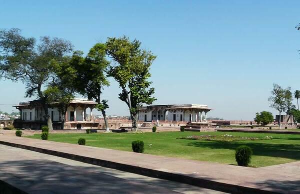 Ram Bagh Agra