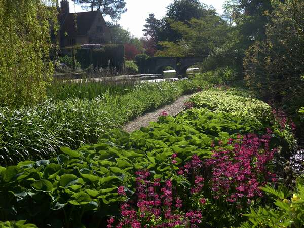 Hindringham Hall Garden