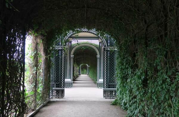 Privy Garden, Schonbrunn
