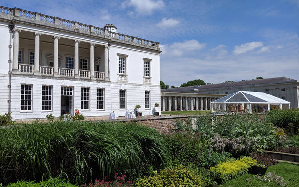 Queens House Wedding Venue