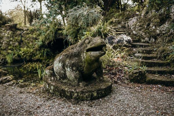 Sculpture, Hawkstone Hall & Gardens