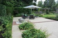 Garden designed by Christine Wilkie