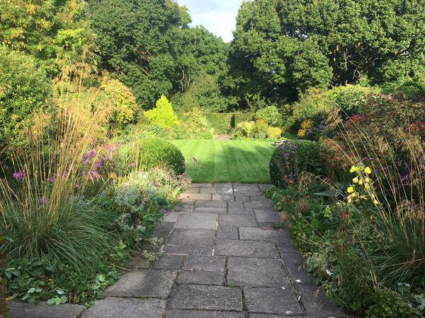 Middle Garden, Bates Green Garden