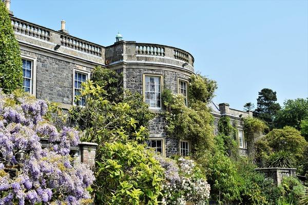 Mount Stewart Garden, Ireland