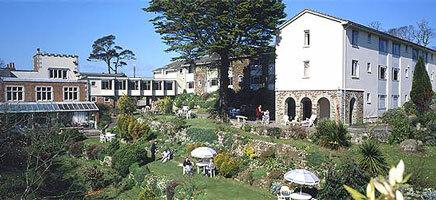 Meudon Hotel, Cornwall