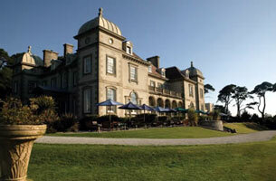 Fowey Hall Hotel, Cornwall