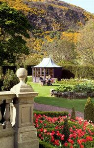 Garden at Prestonfield