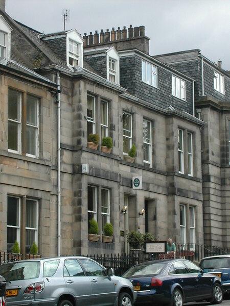 Inverleith Hotel, Edinburgh