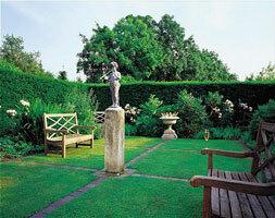 Secret Garden at Great Fosters Hotel