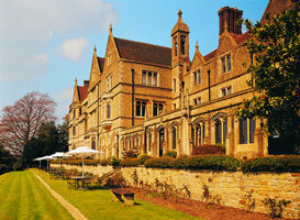 Nutfield Priory Hotel, Surrey