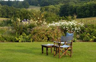 Gravetye Manor Hotel Garden