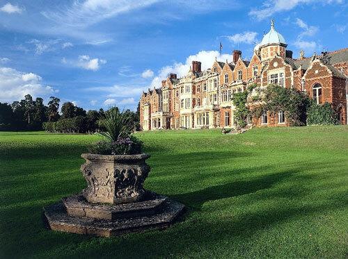 Sandringham House Garden, Norfolk
