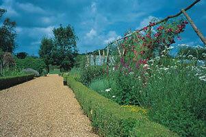 Congham Hall Herb Garden